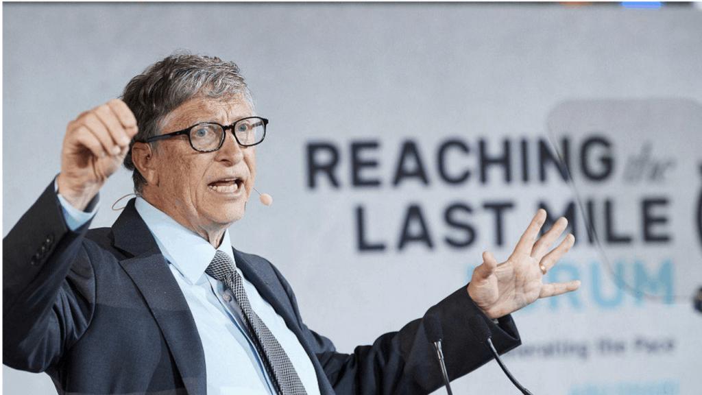 Bill Gates la passion du travail